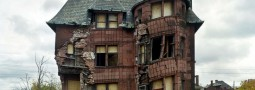 The Ruins of Detroit par de Yves Marchand et Romain Meffre