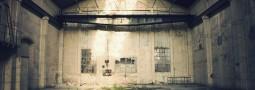 Dimanche c'est Urbex #6 : Hangar sous silence.