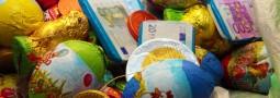 Chasse aux oeufs de Pâques sous Lyon