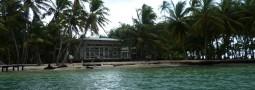 Une villa abandonnée au paradis